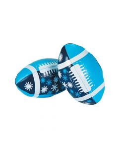 Snowflake Footballs