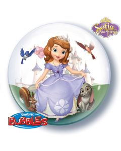 Sofia The First 56cm Bubble Balloon