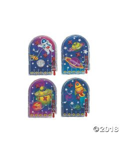 Space Pinball Games