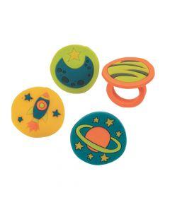 Space Rings