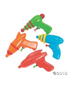 Space Squirt Guns