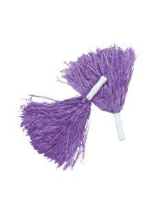 Spirit Pom-Poms - Purple