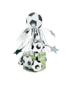 Sports Fanatic Soccer Centerpiece