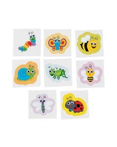Spring Bugs Wiggle Eye Stickers