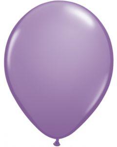 Spring Lilac 27cm Round Latex Balloon