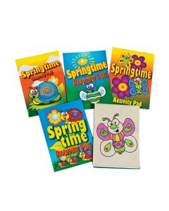 Springtime Activity Pad Assortment