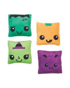 Square Plush Halloween Characters