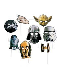Star Wars Photo Stick Props