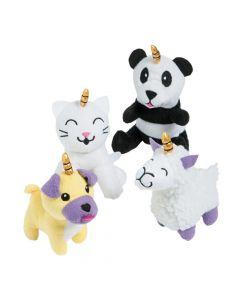 Stuffed Anicorn Characters