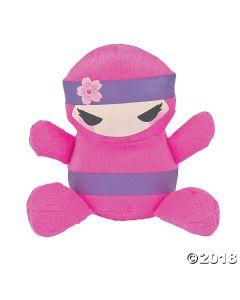 Stuffed Ninja Girls