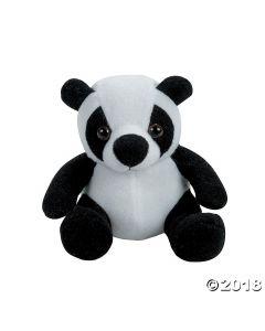 Stuffed Panda Bears