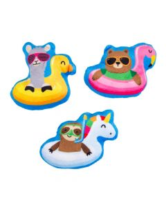 Stuffed Pool Party Animals