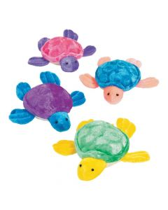 Stuffed Sea Turtles