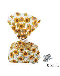 Sunflower Cellophane Bag