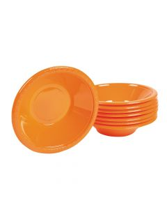 Sunkissed Orange Bowls