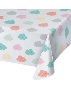 Sunshine Baby Shower Plastic Tablecloth