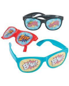 Superhero Pinhole Glasses