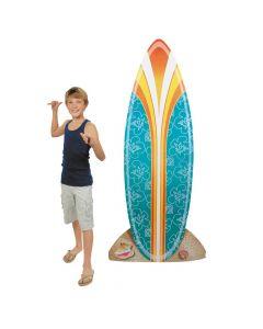 Surfboard Cardboard Stand-Up