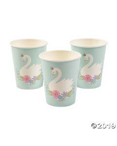 Sweet Swan Paper Cups