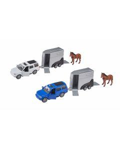 Teamsterz 4X4 & Horsebox