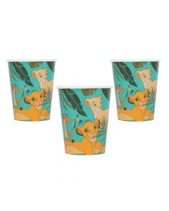 The Lion King Paper Cups