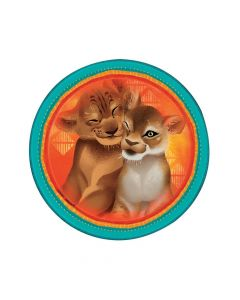 The Lion King Paper Dinner Plates