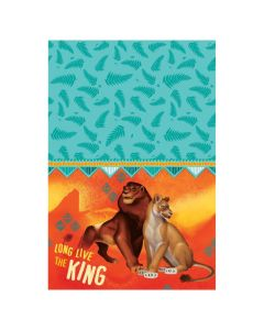 The Lion King Paper Tablecloth