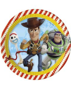 Toy Story 4 Paper Plates