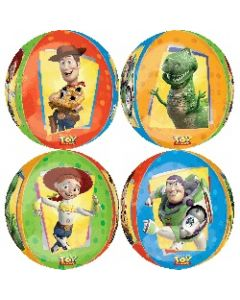 Toy Story Orbz Foil Balloon