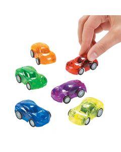 Transparent Pullback Cars