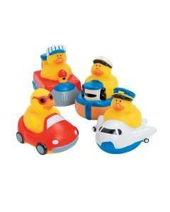 Transportation Rubber Duckies