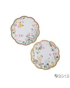 Truly Fairy Paper Dessert Plates