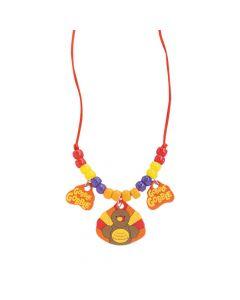 Turkey Beaded Necklace Craft Kit