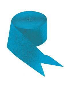 Turquoise Paper Streamers