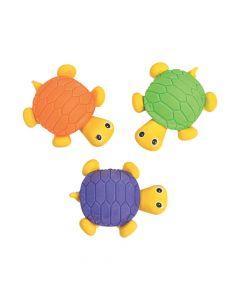 Turtle Erasers