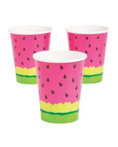 Tutti Frutti Paper Cups