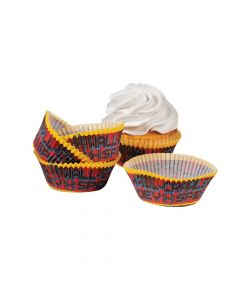 Ultimate Spider-Man Cupcake Liners