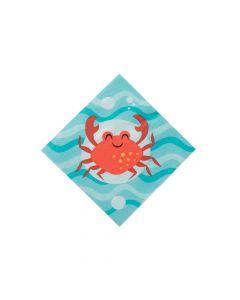 Under the Sea Beverage Napkins