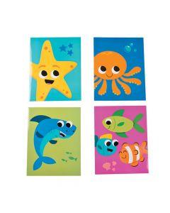 Under the Sea Pocket Folders