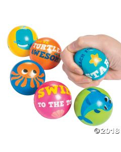 Under the Sea Stress Balls