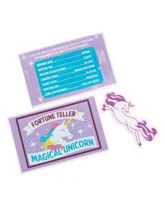 Unicorn Fortune Tellers