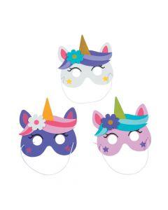 Unicorn Masks