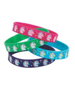 Unicorn Silicone Bracelets
