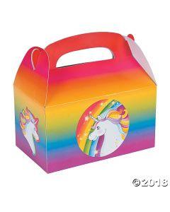 Unicorn Treat Boxes