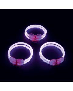 Valentine Glow Bracelets