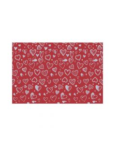 Valentine Iridescent Backdrop