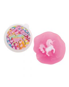 Valentine Unicorn Poop Putty