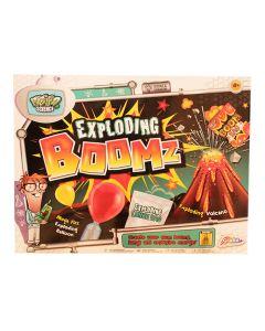 Weird Science Exploding Booomz