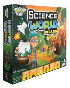 Weird Science Science World Mega Kit