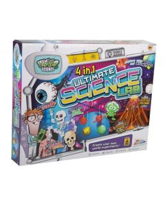 Weird Science Ultimate Set 4 in 1